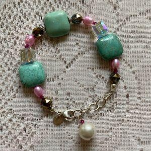 925 Beaded Bracelet